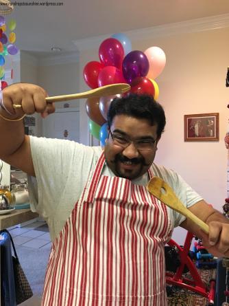 Chef Pavit
