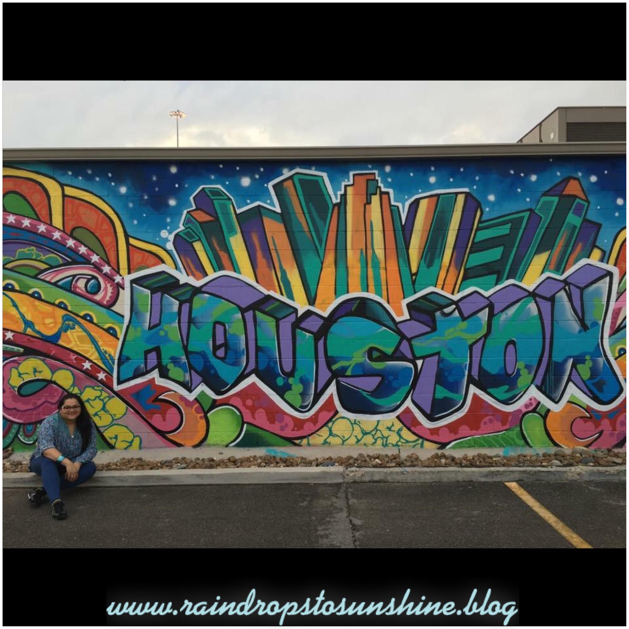 Houston Off the Beaten Path Wall Murals Part 1